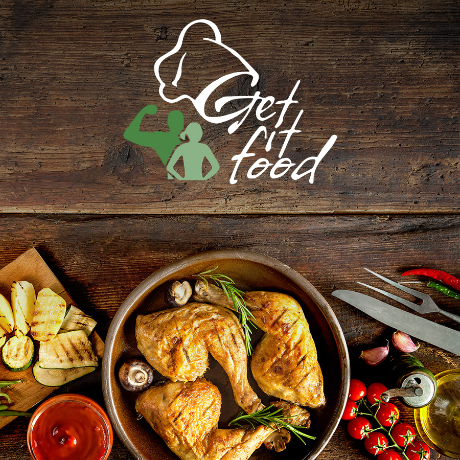 Get Fit Food – Website design